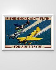 Smoke tryin' air race dvhd-pml 36x24 Poster poster-landscape-36x24-lifestyle-02