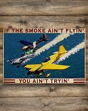 Smoke tryin' air race dvhd-pml 36x24 Poster poster-landscape-36x24-lifestyle-13