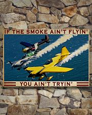 Smoke tryin' air race dvhd-pml 36x24 Poster poster-landscape-36x24-lifestyle-15