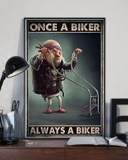 Once biker dvhd-ngt 16x24 Poster lifestyle-poster-2