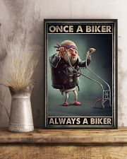 Once biker dvhd-ngt 16x24 Poster lifestyle-poster-3