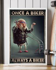 Once biker dvhd-ngt 16x24 Poster lifestyle-poster-4