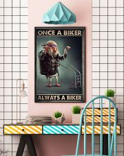 Once biker dvhd-ngt 16x24 Poster lifestyle-poster-6