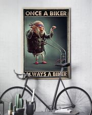Once biker dvhd-ngt 16x24 Poster lifestyle-poster-7