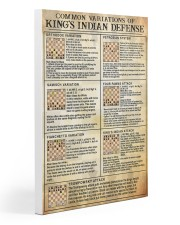 King's indian defense dvhd-ntv Gallery Wrapped Canvas Prints tile