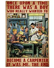 Once upon carpenter 24x36 Poster front