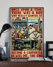 Once upon carpenter 24x36 Poster lifestyle-poster-2