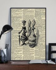 Ches piece text dvhd-nna 24x36 Poster lifestyle-poster-2