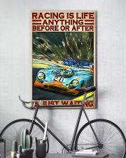 Racing life mcq dvhd-pml 11x17 Poster lifestyle-poster-7