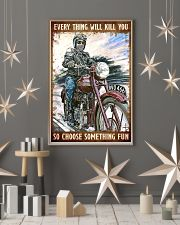 Choose sth fun trmp 11x17 Poster lifestyle-holiday-poster-1