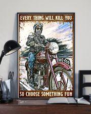 Choose sth fun trmp 11x17 Poster lifestyle-poster-2