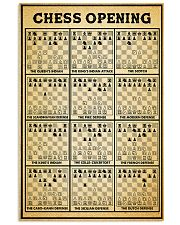 Chess opening dvhd-ngt Vertical Poster tile