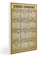 Chess opening dvhd-ngt Gallery Wrapped Canvas Prints tile