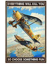 air race malt choosefun dvhd pml 11x17 Poster front
