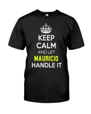 MAURICIO CALM SHIRT Premium Fit Mens Tee thumbnail