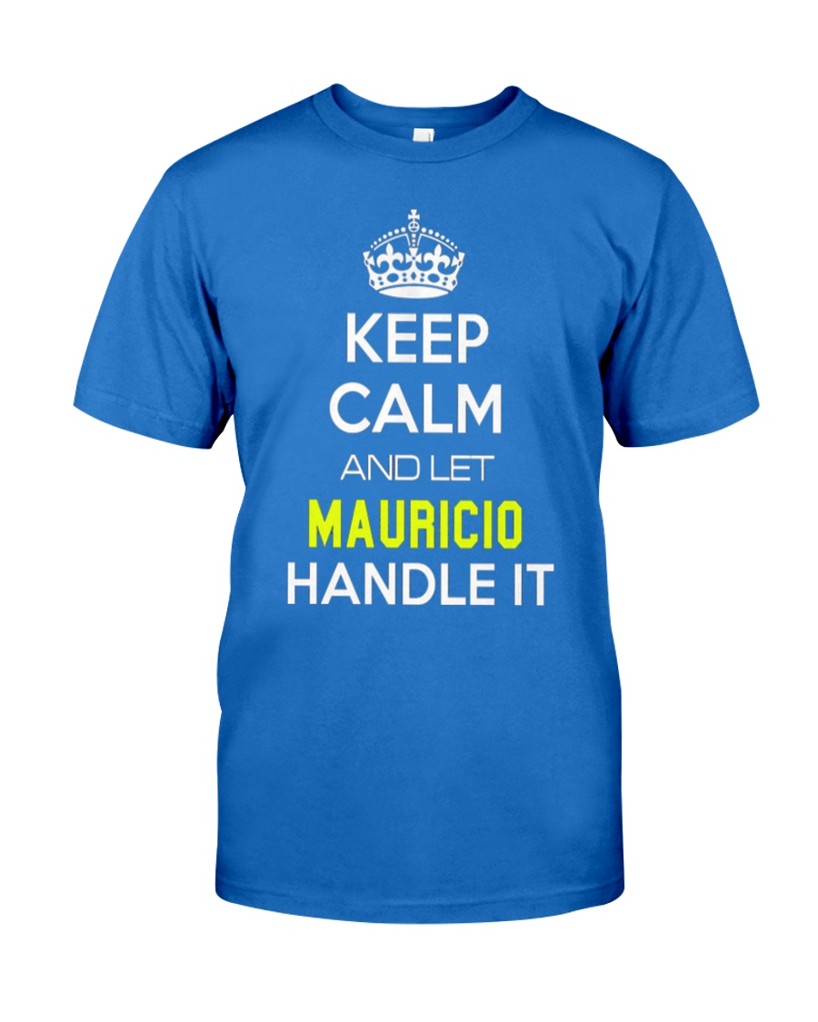 MAURICIO CALM SHIRT Premium Fit Mens Tee