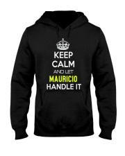 MAURICIO CALM SHIRT Hooded Sweatshirt thumbnail