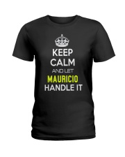 MAURICIO CALM SHIRT Ladies T-Shirt thumbnail