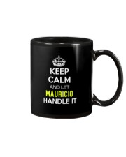 MAURICIO CALM SHIRT Mug tile