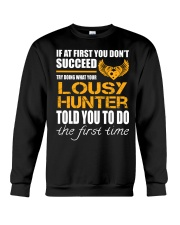 STICKER LOUSY HUNTER Crewneck Sweatshirt thumbnail