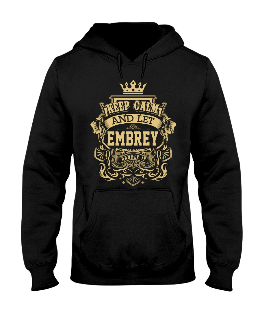 EMBREY Hooded Sweatshirt