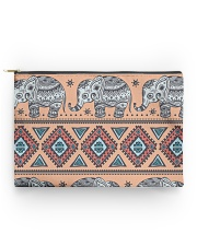 vintage indian elephant  Accessory Pouch - Standard thumbnail