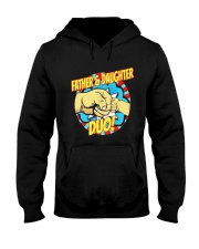 Father And Daughter Dou Hooded Sweatshirt thumbnail