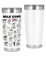 Milk Cow 20oz Tumbler front