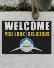 """Shark  Doormat 22.5"""" x 15""""  aos-doormat-22-5x15-lifestyle-front-01"""