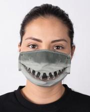 Shark Face  Cloth face mask aos-face-mask-lifestyle-01