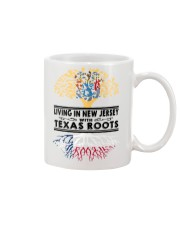 LIVING IN NEW JERSEY WITH TEXAS ROOTS Mug thumbnail