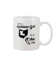 JUST A LOUISIANA GIRL IN AN OHIO WORLD Mug thumbnail