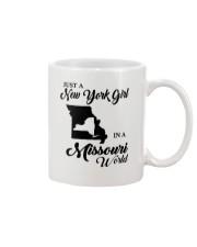 JUST A NEW YORK GIRL IN A MISSOURI WORLD Mug thumbnail