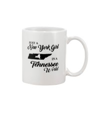 JUST A NEW YORK GIRL IN A TENNESSEE WORLD Mug thumbnail