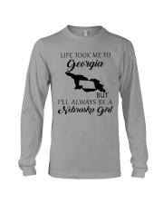 LIFE TOOK ME TO GEORGIA - NEBRASKA Long Sleeve Tee thumbnail