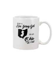 JUST A NEW JERSEY GIRL IN An OHIO WORLD Mug thumbnail