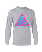 go climb a volcano shirt Long Sleeve Tee tile