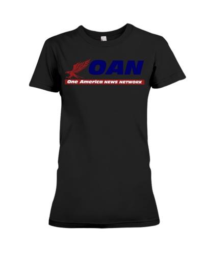 one america news networt shirt