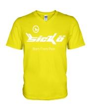 sicko hoodie V-Neck T-Shirt thumbnail