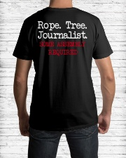 rope tree journalist shirt Classic T-Shirt lifestyle-mens-crewneck-back-1