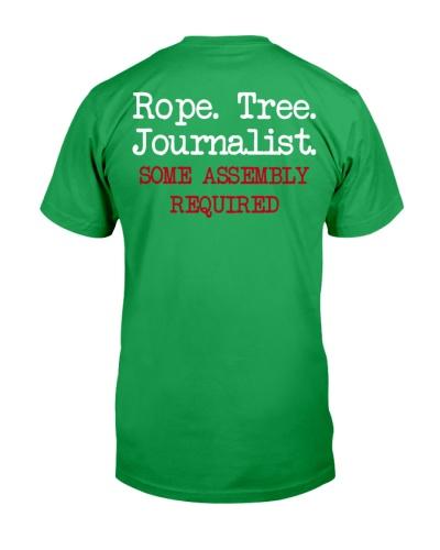 rope tree journalist shirt