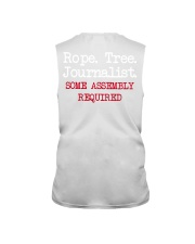 rope tree journalist shirt Sleeveless Tee thumbnail