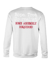 rope tree journalist shirt Crewneck Sweatshirt thumbnail
