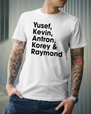 central park 5 t shirt Classic T-Shirt lifestyle-mens-crewneck-front-6
