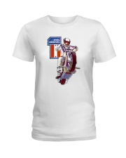 evel knievel shirt Ladies T-Shirt thumbnail