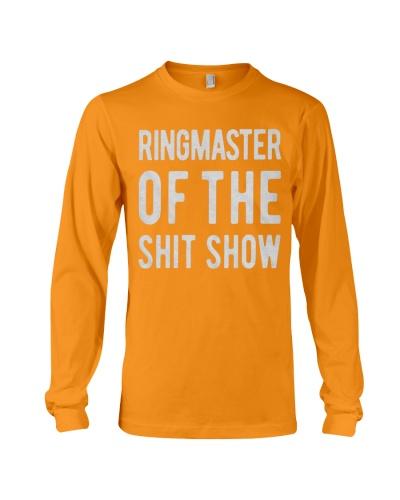 ringmaster of the shitshow shirt
