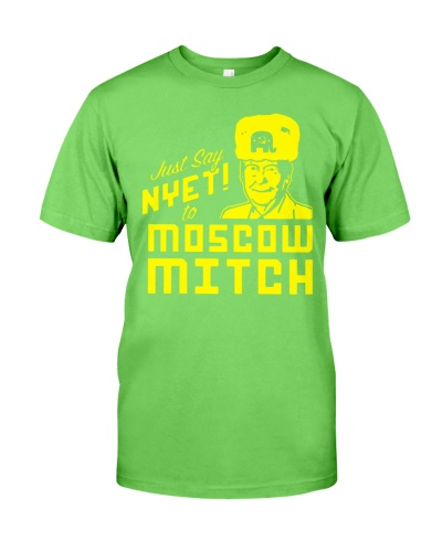 moscow mitch tee shirt