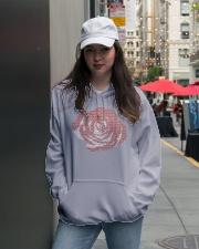 juice wrld hoodie Hooded Sweatshirt lifestyle-unisex-hoodie-front-5