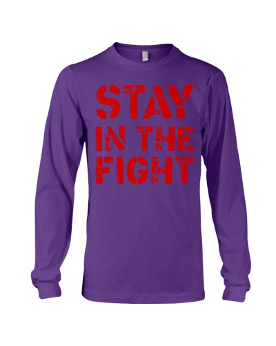 stay in the fight nationals t shirt