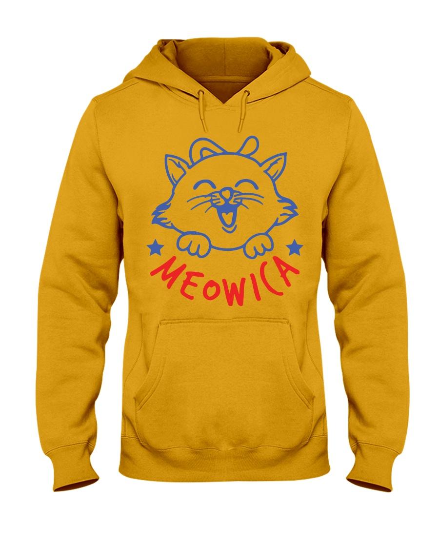 MEOWICA T-SHIRT Hooded Sweatshirt